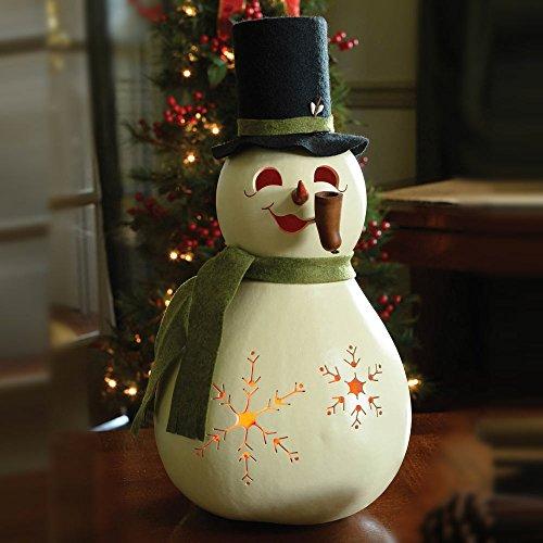 Meadowbrooke Snowman - Large Lit WME-F