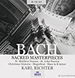 Sacred Masterpieces [10 CD Box Set]
