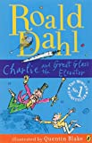 Roald Dahl Charlie and the Great Glass Elevator (Puffin Modern Classics)