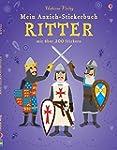 Mein Anzieh-Stickerbuch: Ritter: Usbo...