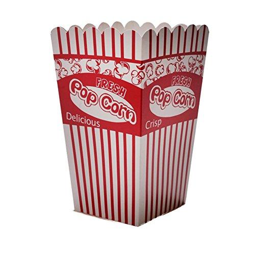 Dozen Popcorn Boxes (Popcorn Cardboard compare prices)