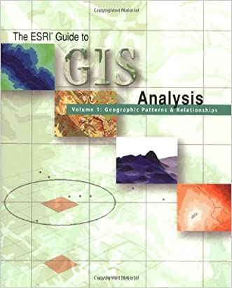 The ESRI Guide to GIS Analysis Volume 1: Geographic Patterns & Relationships written by Andy Mitchell