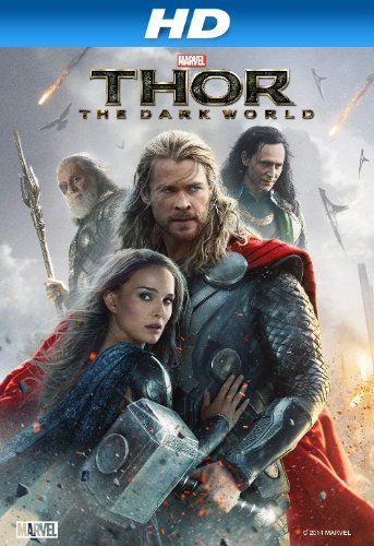51PokRF6zCL. SL500  Thor: The Dark World (With Amazon Exclusive Bonus Features) [HD]
