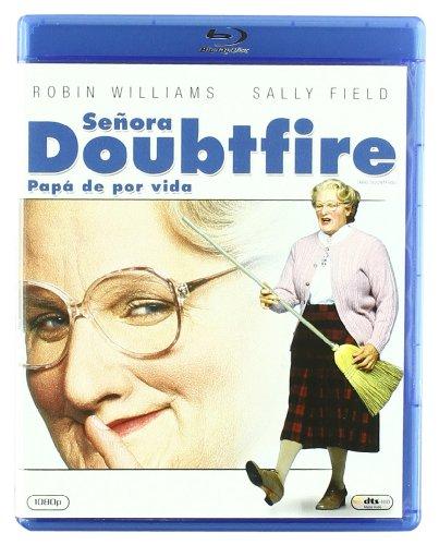 Señora Doubtfire [Blu-ray].