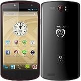 Prestigio 3G MultiPhone 7500 MTK6589T 1.5GHz Quad Core 5.0 Pulgada 1920 x 1080 pixeles FHD Pantalla 2GB+32GB Android 4.2.2 13.0MP Cámara Individual Micro-SIM Tarjeta Smartphone libre desbloqueado NFC Negro