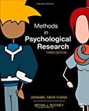 img - for Methods in Psychological Research book / textbook / text book