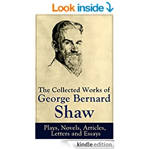 essay by george bernard shaw