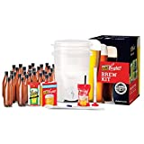 Coopers DIY Home Brewing 6 Gallon Craft Beer Making Kit