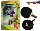 Butterfly 303 Penhold Table Tennis Racket