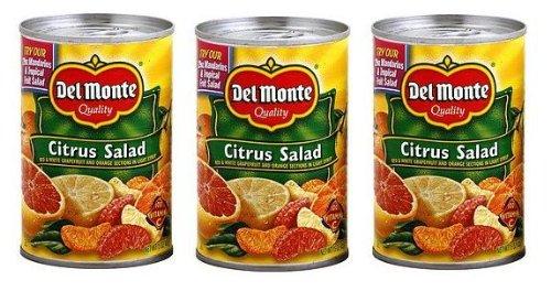 Del Monte Citrus Salad with Grapefruit & Orange