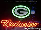 Green Bay Packers Budweiser Neon Sign at Amazon.com