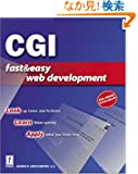 Cgi Fast & Easy Web Development