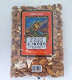 Trader Joes Dry Roasted & Unsalted Almonds