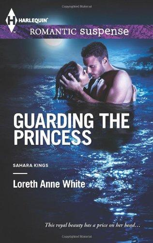 Image of Guarding the Princess