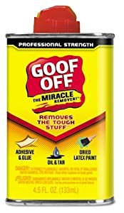 Amazon Com Goof Off Fg650 The Miracle Remover 4 5 Ounce