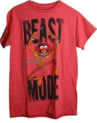 "Disney The Muppets Animal ""Beast Mode"" Adult T-Shirt"