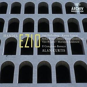 Handel: Ezio