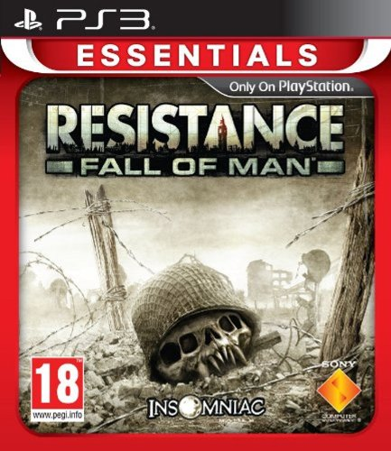 Resistance: Fall of Man - Platinum (PS3) [Edizione: Regno Unito]