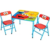 Sesame Street Table and Chairs Set