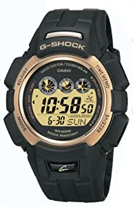 Casio Men's GW330A-9V G-Shock Atomic Tough Solar Watch