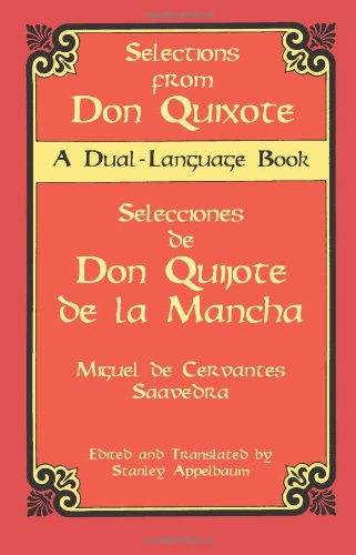 Selections from Don Quixote: A Dual-Language Book (Dover...