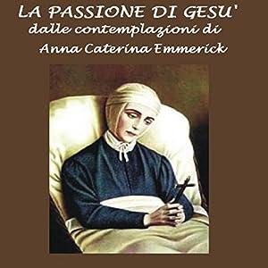 La passione di Gesù [The Passion of Jesus] Audiobook