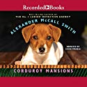 Corduroy Mansions: A Novel Audiobook by Alexander McCall Smith Narrated by Simon Prebble