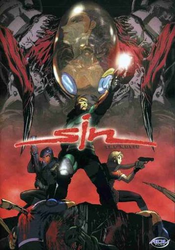 DVD : Sin: The Movie (Dubbed)