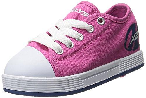 Heelys Bambina Fresh 770496 Scarpe con 2 rotelle Multicolore Size: 33