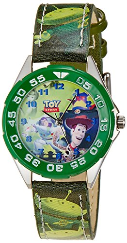 Disney Disney Analog Multi-Color Dial Boys's Watch - 98267 (Multicolor)