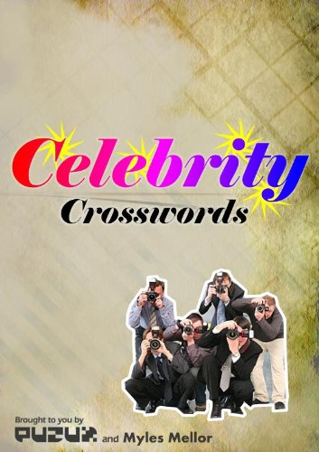 Celebrity Crossword Puzzles for Kindle (Crosswords for Kindle)