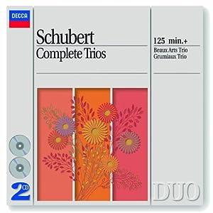 Schubert: Complete Trios