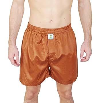 Silkworm men 39 s 100 silk boxers at amazon men s clothing for Mens silk shirts amazon
