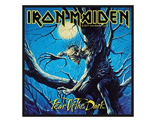 Iron Maiden - Fear of the Dark - Toppa/Patch