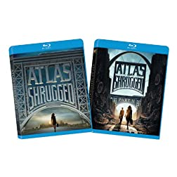 Atlas Shrugged 1&2 (Two-Pack) [Blu-ray]