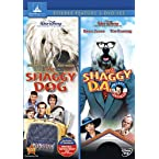 The Shaggy D.A. and The Shaggy Dog Double Feature DVD
