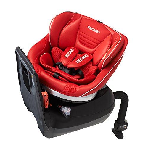 レカロ スタート イクス キルシェロト RC171.001 新生児~4歳頃までの回転タイプ より軽量・コンパクトな仕様
