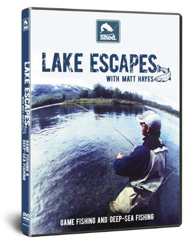 Matt Hayes Lake Escapes: Game & Deep Sea Fishing [DVD]