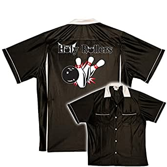 Amazon.com: Holy Rollers Stock Print on Classic Bowler: Clothing