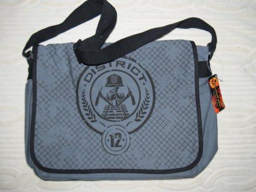 The Hunger Games District 12 Seal Messenger Bag