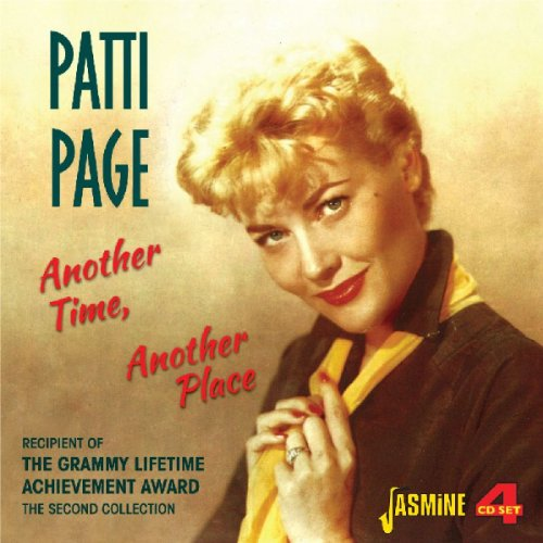 Patti Page - Another Time, Another Place - The Second Collection [original Recordings Remastered] 4cd Set - Lyrics2You
