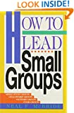 How to Lead Small Groups (LifeChange)