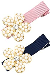 20D Pretty & Punky Duo Hairclip Set For Women