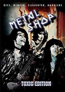 Metal Shop, Vol. 5: Toxic Edition