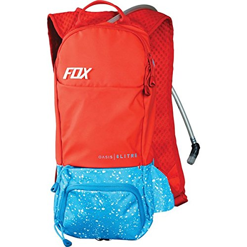Fox Racing Oasis Hydration Packs 2015 Red One Size 11686-003-OS (Fox Oasis 2015 compare prices)