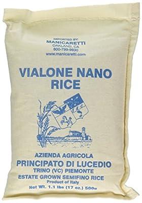 Principato Di Lucedio Vialone Nano Rice, 1.1 Pound