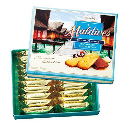 [モルディブお土産] モルディブ チョコクッキー 1箱 (海外 みやげ モルディブ 土産)