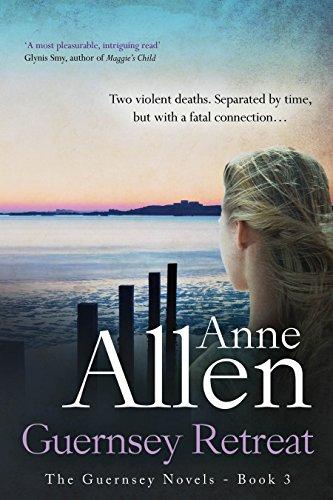 Book: Guernsey Retreat (The Guernsey Novels Book 3) by Anne Allen