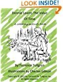 Donnie Learns the Value of Time: A Coloring Activity Book