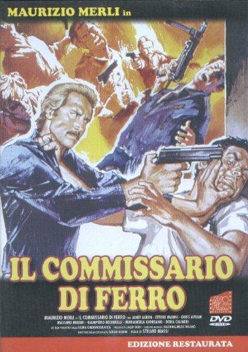 Il Commissario Di Ferro [Reino Unido] [DVD]